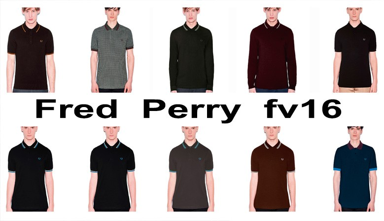 Polos de Fred Perry