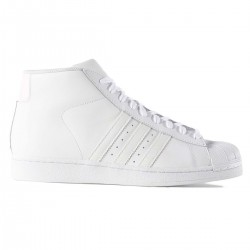 Zapatillas Pro Model W Blanca de Adidas Original