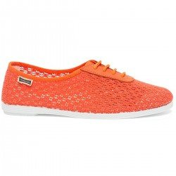 Zapatillas Fatima Rejilla Orange de Maians