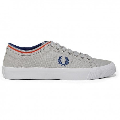 Zapatillas Kendrick Cuff Canvas Mujer de Fred Perry Shoes