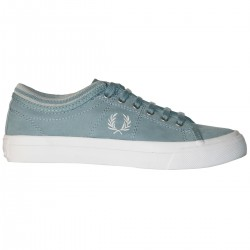 Zapatillas Kendrick Cuff Cotton Sub Blue de Fred Perry Shoes