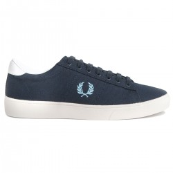 Zapatilla Spencer Canvas Navy de Fred Perry Shoes