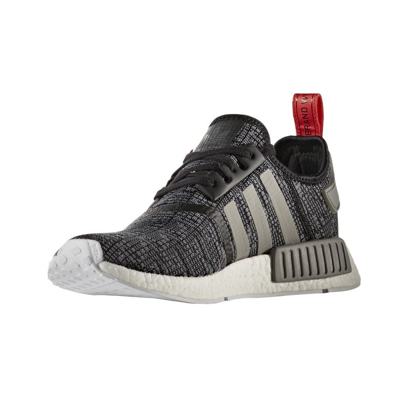 zapatillas nmd r1 negra gris boost de adidas original. Black Bedroom Furniture Sets. Home Design Ideas