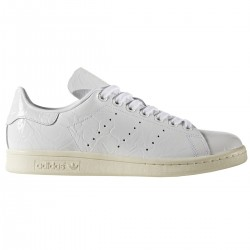 Zapatillas Stan Smith Acharolada Blanca de Adidas Original