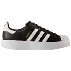 Zapatillas Superstar Bold W Negra de Adidas Original