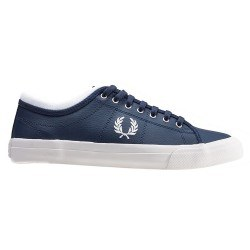 Kendrick Reversed Marino Leather de Fred Perry Shoes