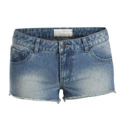 Shorts Jeans Oscuro Used de Pieces