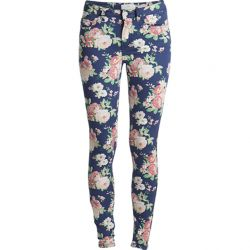 Leggins Marino Estampado Floral de Pieces