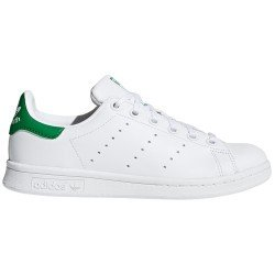 Stan Smith Blanca Cuero Talon Verde de Adidas Original