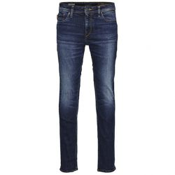 Jeans Lavado Oscuro Largo 34 Skinny Fit de Jack & Jones