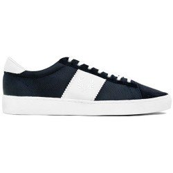 Zapatillas Spencer Marino Ante-textil de Fred Perry Shoes