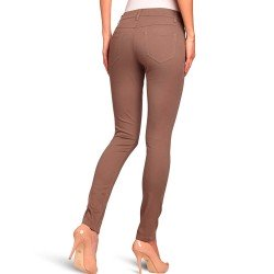 Pantalon Leggins Elastico Camel de Pieces