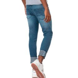 Vaquero Harry H135 Skinny Fit Refectante de Tiffosi