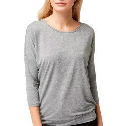 Camiseta Lurex Gris de Pieces