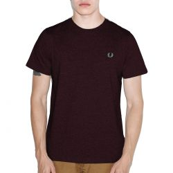 Camiseta Grana Vigore Basic Laurel de Fred Perry Clothes