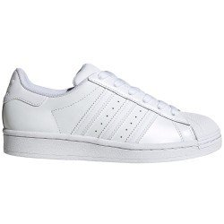 Superstar White-white Authentic de adidas originals