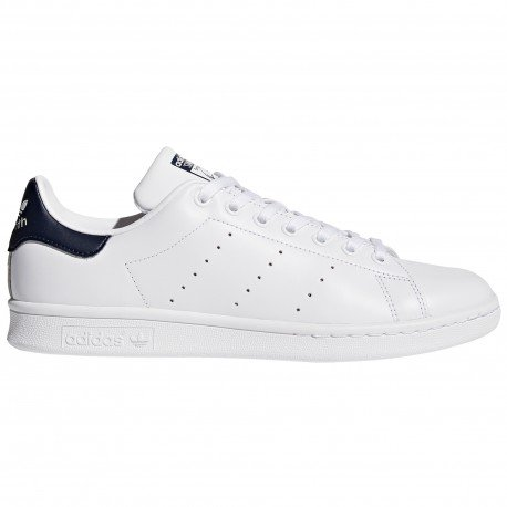 Stan Smith White - Blue Authentic de adidas originals
