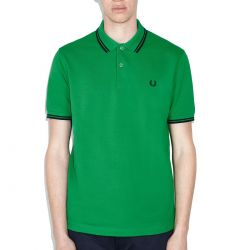Polo Verde Vivos Marino de Fred Perry Clothes