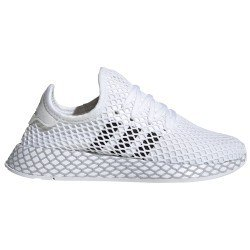 Deerupt Runner White Bandas Black de adidas originals