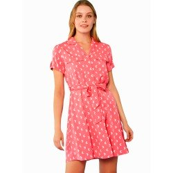 Pink Moon Dress de Minueto