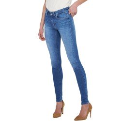 Blush Life Mid Jeans Skinny Fit L-34 de Only