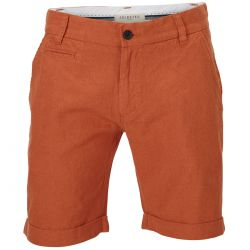 Bermuda Chino Paris Lino Mango de Selected