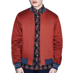 Cazadora Bomber de Fred Perry Clothes