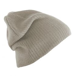 Gorro Lana Beige Basic de Pieces