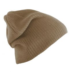Gorro Lana Camel Basic de Pieces