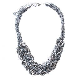 Collar Cordon Plata de Pieces