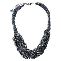 Collar Cordon Negro de Pieces