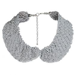 Collar Plata Metal de Only