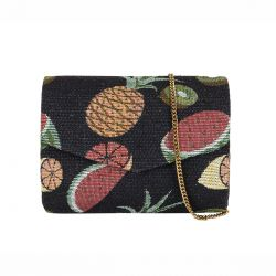 Fruit Bolso Estampado de Cia Fantastica