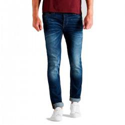 Vaquero Tim Azul Oscuro Used L-32 de Jack & Jones
