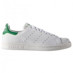 Zapatilla Stan Smith Blanco/verde Unisex de Adidas Original