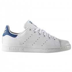 Zapatilla Stan Smith Blanco/azul Unisex de Adidas Original