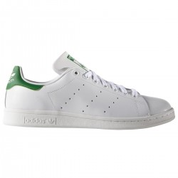Zapatilla Stan Smith Blanca Talon Verde de Adidas Original