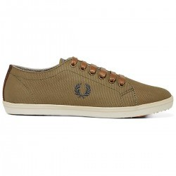 Zapatilla Kingston Coated Driftwood de Fred Perry Shoes